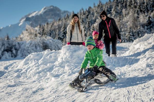 Andalo ski trip <b> WITH CHILDREN</b>