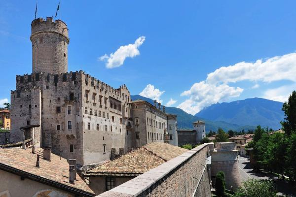 Trips to the city of Trento